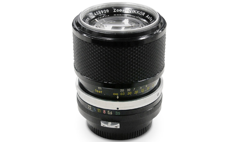 Zoom-NIKKOR Auto 43-86mm F3.5