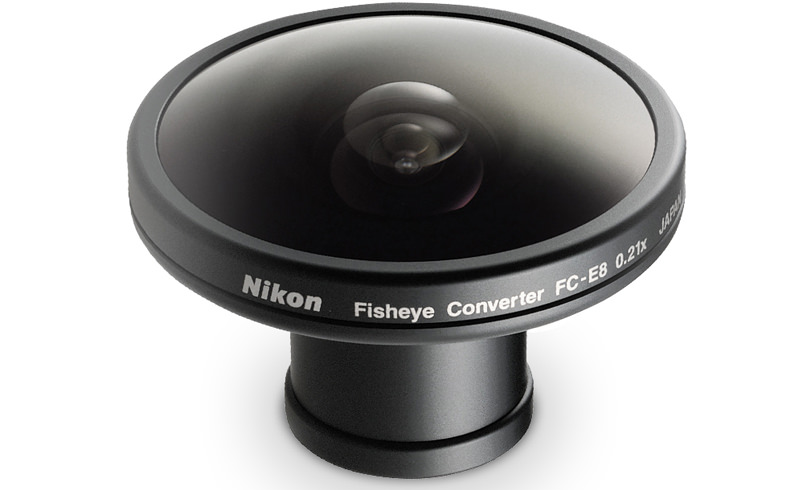Converter lenses for COOLPIX 4300