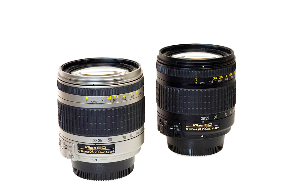 The AF Zoom-Nikkor 28-200mm f/3.5-5.6G IF-ED