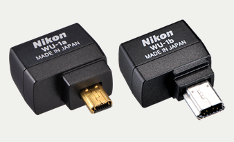 Nikon | Imaging Products | WU-1a/ WU-1b Wireless Mobile Adapter