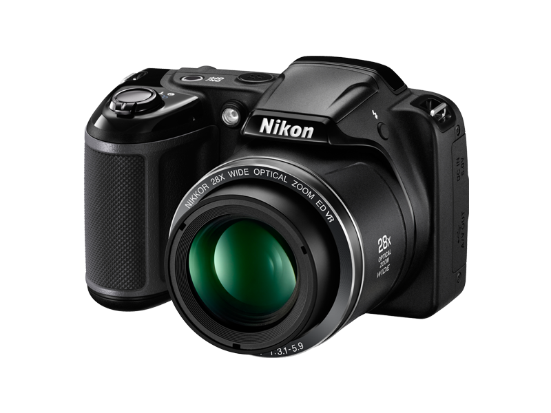 nikon imaging products coolpix l340