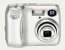 Digital Cameras - Nikon Coolpix 3200 Digital Camera Review ...