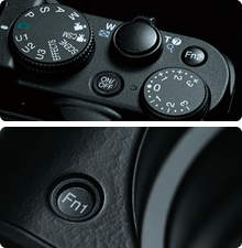 Multiple manual settings for precise control