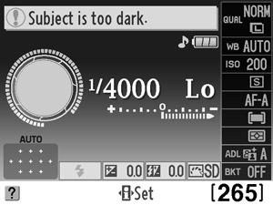Nikon   Imaging Products   DSLR Camera Basics   P, S, A, and