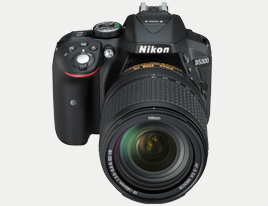 how to connect nikon d5300 to iphone wifi