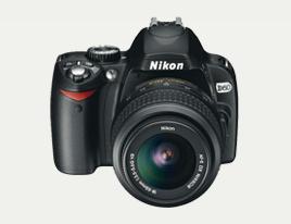 Nikon D60 Hinta