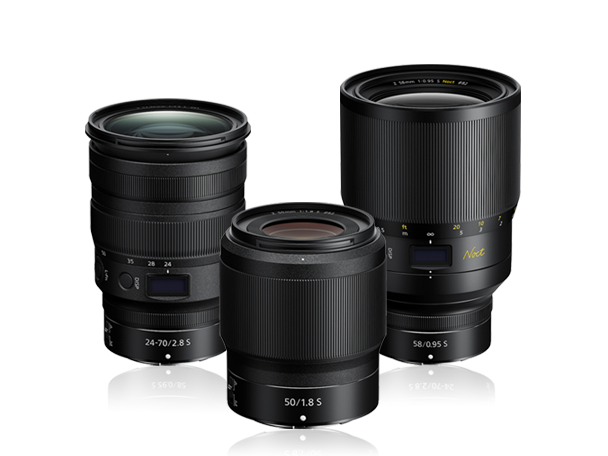 Nikon | Imaging Products | NIKKOR Lenses